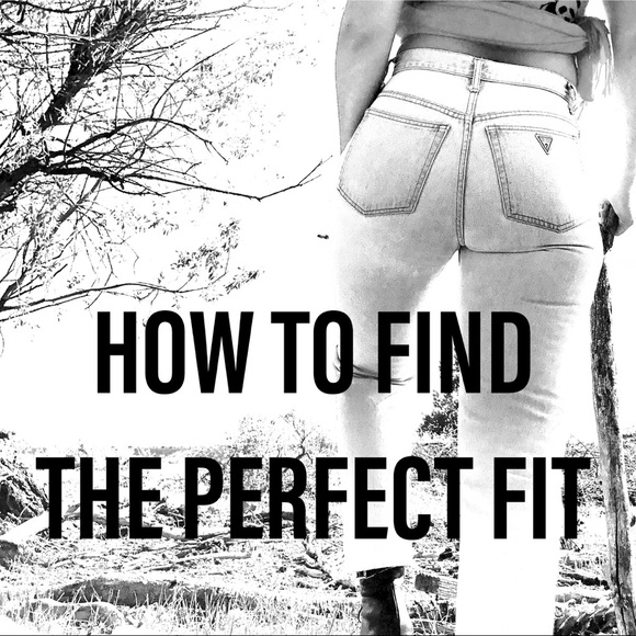 Vintage Denim - ❤️ HOW TO FIND THE PERFECT FIT ❤️